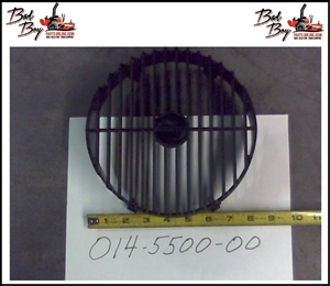 "Fan Guard 7"" Fits Compact Diesel. Bad Boy Part# 014-5500-00"