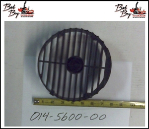 "Fan Guard 6"" - Fits Wheel. Bad Boy Part# 014-5600-00"