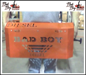 Back Cover Diesel - Bad Boy Part# 014-5903-00