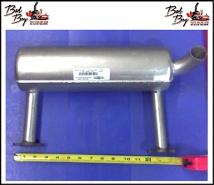 MZ Exhaust - 26/27hp Briggs. Bad Boy Part# 015-0002-00