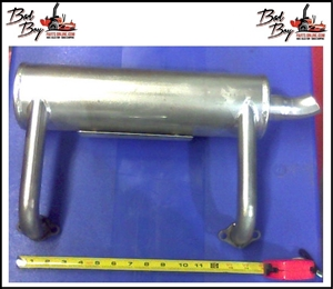 Exhaust-26hp Kawasaki Engine - Bad Boy Part # 015-0006-00