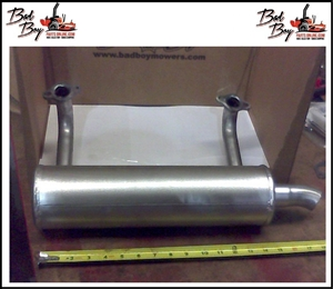 Exhaust for 31hp Kawasaki