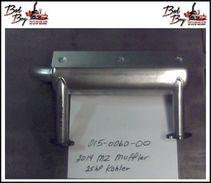 2014 MZ Muffler-25 Kohler Bad Boy Part# 015-0060-00