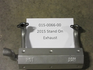 Exhaust - Bad Boy Part# 015-0066-00