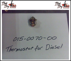 Thermostat for Diesel Bad Boy Part# 015-0070-00