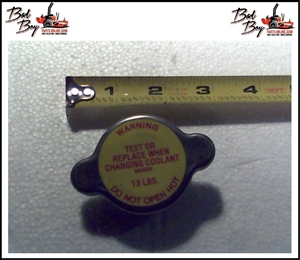 Cat Diesel Radiator Cap - Bad Boy Part #015-0104-00