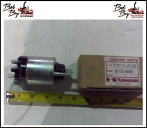 27 Kawasaki Solenoid - Bad Boy Part # 015-0109-00