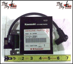 Coil-Ignition No. 2-27hp Kawasaki - Bad Boy Part # 015-0116-00