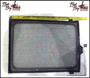 26 Kaw Radiator Screen - Bad Boy Part # 015-0128-00