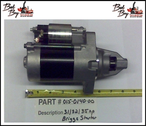 31/32/35hp Briggs Starter - Bad Boy Part # 015-0140-00