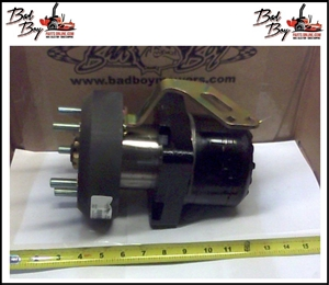 Wheel Motor/Brake Combo - Bad Boy Part # 015-2004-98