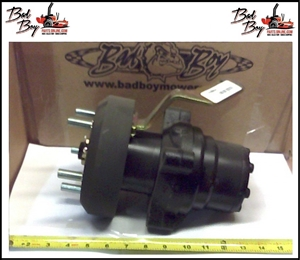 Motor and Brake Combo-15E-Left - Bad Boy Part # 015-2005-98