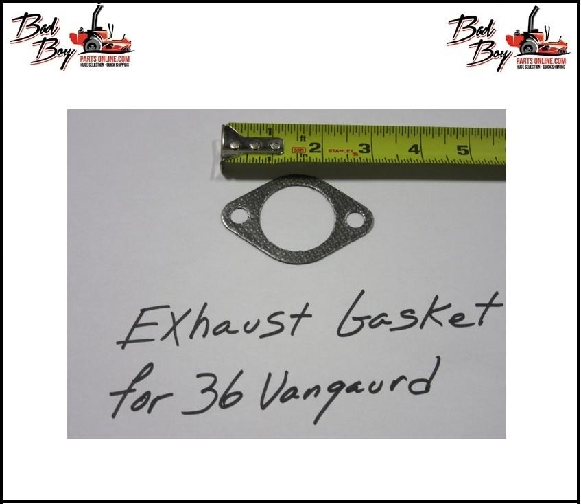Exhaust Gasket Set-36 Vanguard Bad Boy Part# 015-2708-00