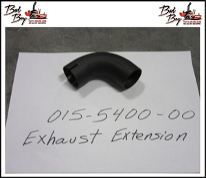 Exhaust Extension - Bad Boy Part # 015-5400-00