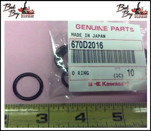 O Ring for Oil Drain - Kawasaki - Bad Boy Part# 015-5403-00