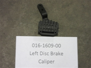 Left Disc Brake Bad Boy Part# 016-1609-00