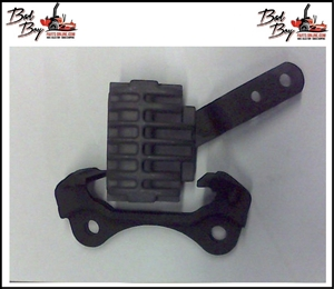 Left Disc Brake Assist w/Bracket - Bad Boy Part # 016-1609-98