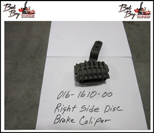 Right Disc Brake Bad Boy Part# 016-1610-00