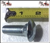 1/2 x 1 1/2 Carriage Bolt  - Bad Boy Part # 018-0008-00