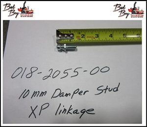 10mm Damper Stud-XP Linkage Bad Boy Part# 018-2055-00