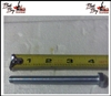 3/8 x 4 Hex Tap Bolt - Full Thread  - Bad Boy Part # 018-2070-00