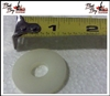 .390 ID Plastic Washer - Bad Boy Part # 019-2073-00