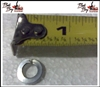 1/4 Lock washer Zinc - Bad Boy Part # 019-4008-00
