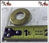 .565x1.25x.095 Washer Brass - Bad Boy Part # 019-5010-00