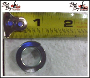 7/16 Lockwasher zinc - Bad Boy Part # 019-8053-00