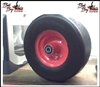 No-Flat Orange Wheel - Bad Boy Part # 022-1050-00
