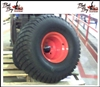 24 x 12.00 - 10 Tire and Wheel - Bad Boy Part # 022-4000-00