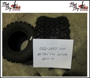 22x11-10 All Trail Tire Bad Boy Part# 022-5455-00