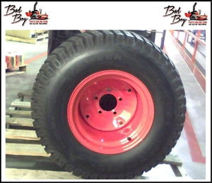 26 x 12.00 - 12 Tire and Orange - Bad Boy Part # 022-7031-00