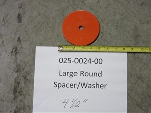 Deck Spacer/Washer | 025-0024-00