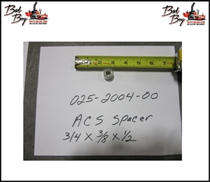 ACS Spacer 3/4x3/8x1/2 - Bad Boy Part# 025-2004-00
