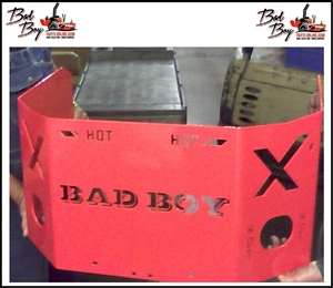 XP Outlaw Rear Cover - Bad Boy Part# 026-2200-00