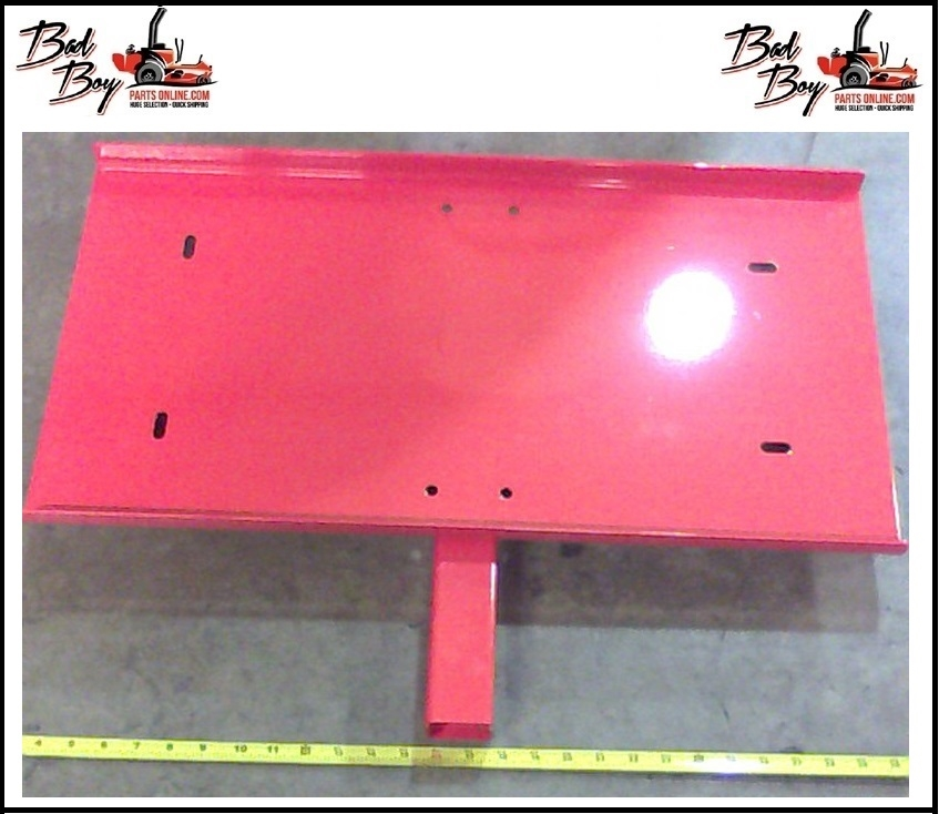 Sprayer Holding Plate - Bad Boy Part # 026-4000-00