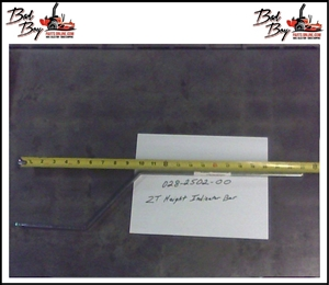 ZT Height Indicator Bar - Bad Boy Part # 028-2502-00