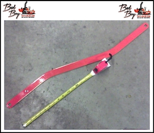 Outlaw Deck Linkage Rod  - Bad Boy Part # 028-6050-00