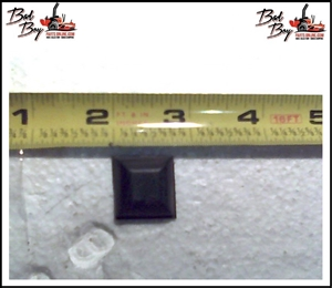 Square Bumper - Stick-on Frame - Bad Boy Part # 029-7029-00