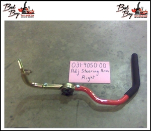 Adjustable Steering Arm-Right  - Bad Boy Part # 031-9050-00