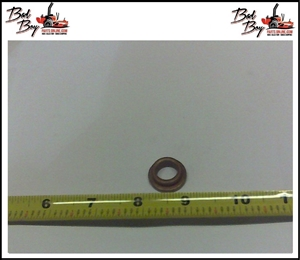 Flange for Lower Deck Arm - Bad Boy Part # 032-5057-00