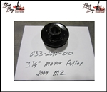 3 3/4 Motor Pulley - Bad Boy Part # 033-2010-00