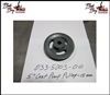 "5"" Cast Pump Pulley - 15mm - Bad Boy Part # 033-5003-00"