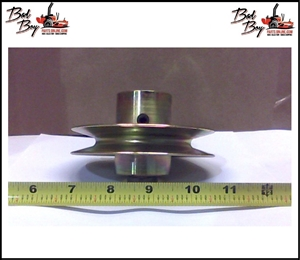 4 3/4 Motor Pulley w/ Extended - Bad Boy Part # 033-5035-00