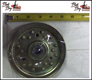 4 3/4 Idler Pulley - ABFI-76. Bad Boy Part 033-6001-00