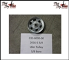5 3/4 Idler Pulley - 5/8 Bore - Bad Boy Part# 033-8000-00