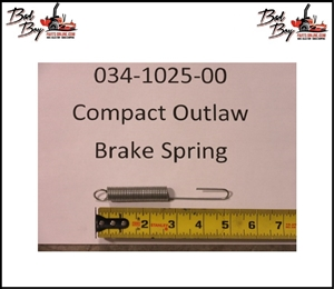 Brake Spring, Bad Boy Part# 034-1025-00