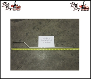 Steering Push Rod-35 Cat Diesel - Bad Boy Part # 035-6050-00