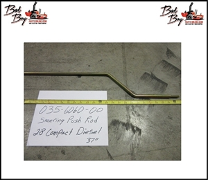 Steering Push Rod-28 Compact - Bad Boy Part # 035-6060-00